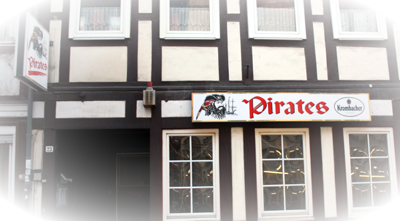 Pirates in Göttingen, Nikolaistraße 23