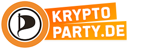 Kryptoparty - Logo