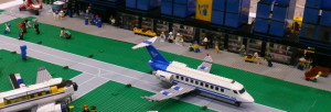 Lego Airport CC-BY Bill Ward